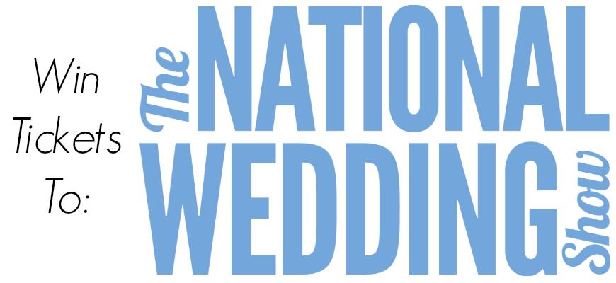 National Wedding Show 2017 Tickets Tbrb Info