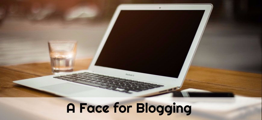 A Face for Blogging