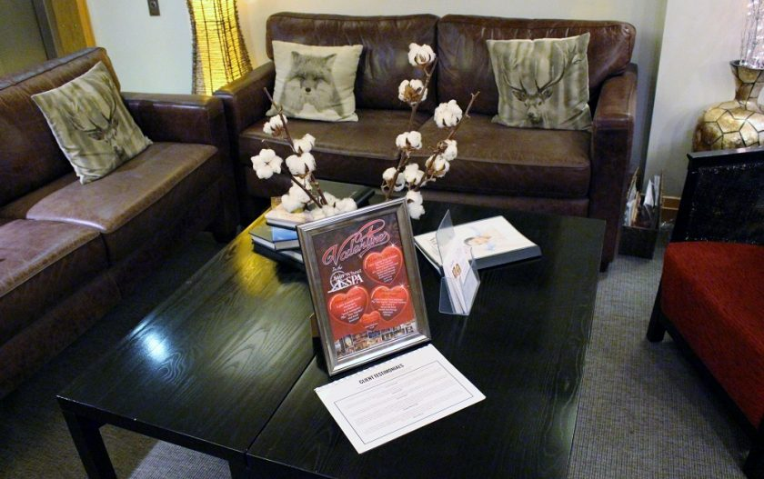 The Three horseshoes country inn and spa