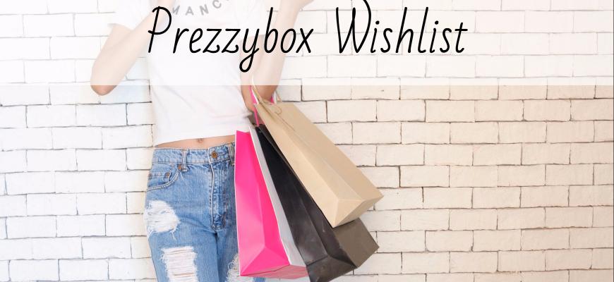 PrezzyBox Wishlist
