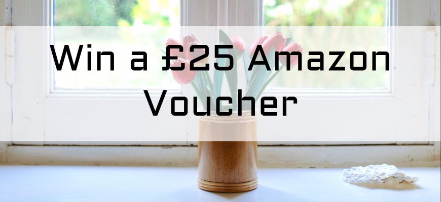 25 Amazon Voucher