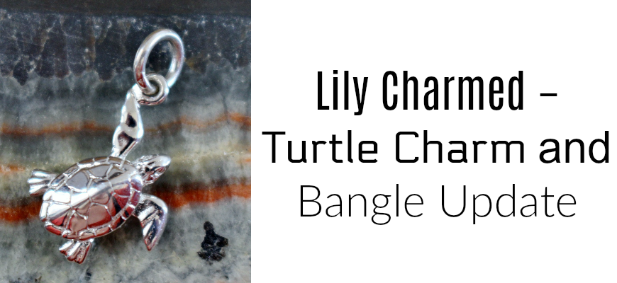 Lily Charmed - Turtle Charm and Bangle Update