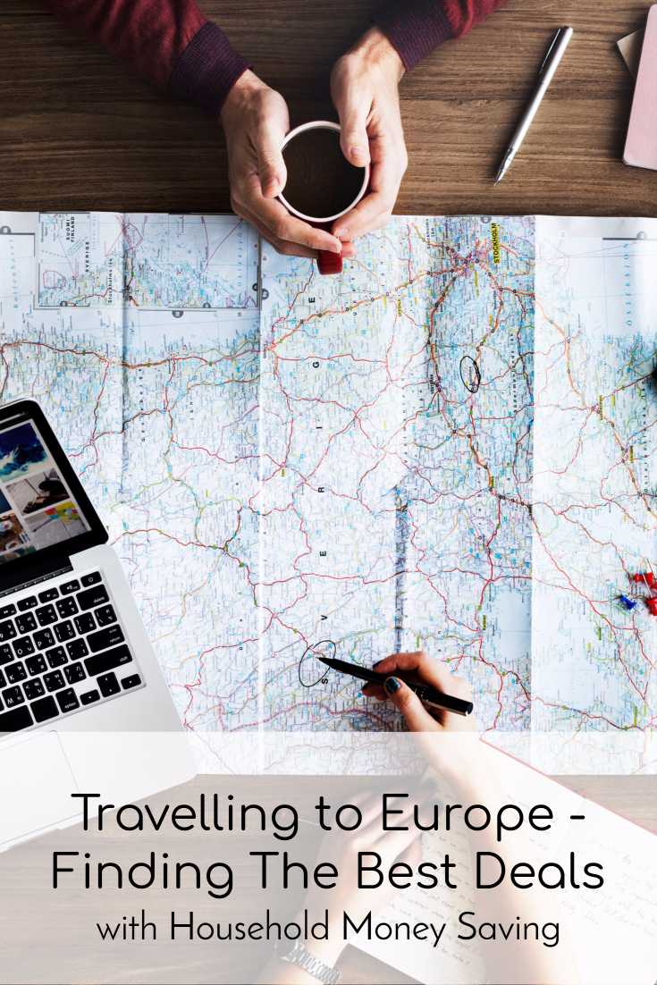 Travelling to Europe - Finding The Best Deals