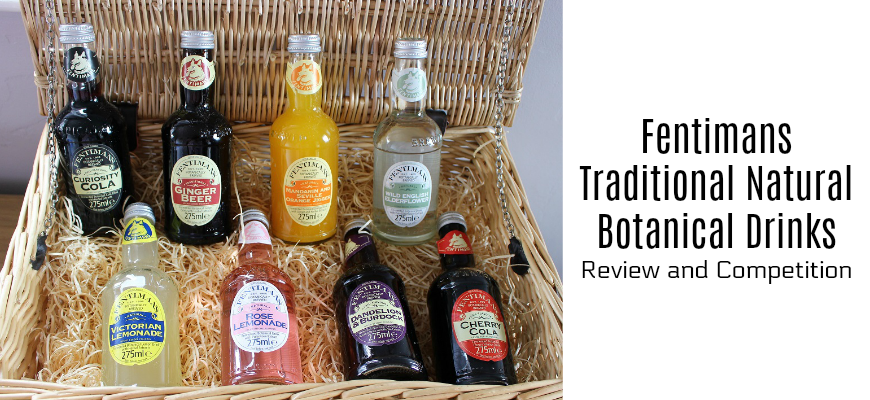 fentimans traditional natural botanical drinks