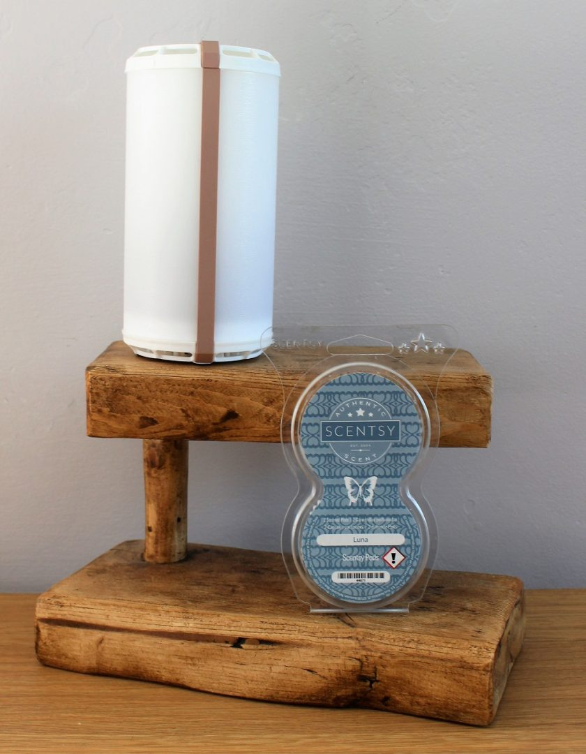 Scentsy Go with Luna PodsScentsy Go with Luna Pods