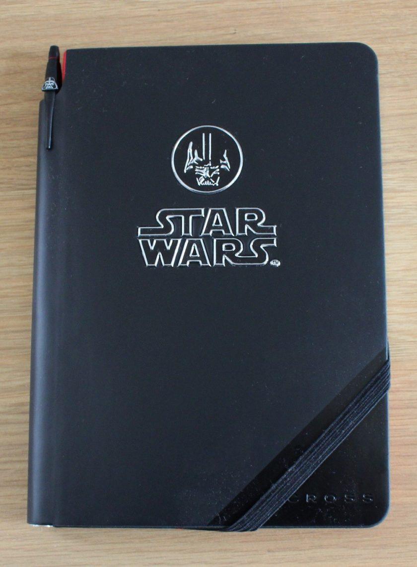 Cross Star Wars Click and Jotzone Journal Set - Darth Vader
