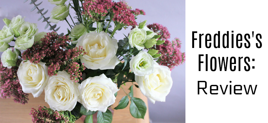 Freddie's Flowers Review