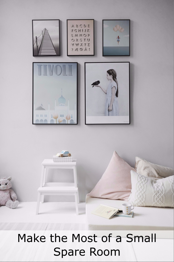Make the Most of a Small Spare Room