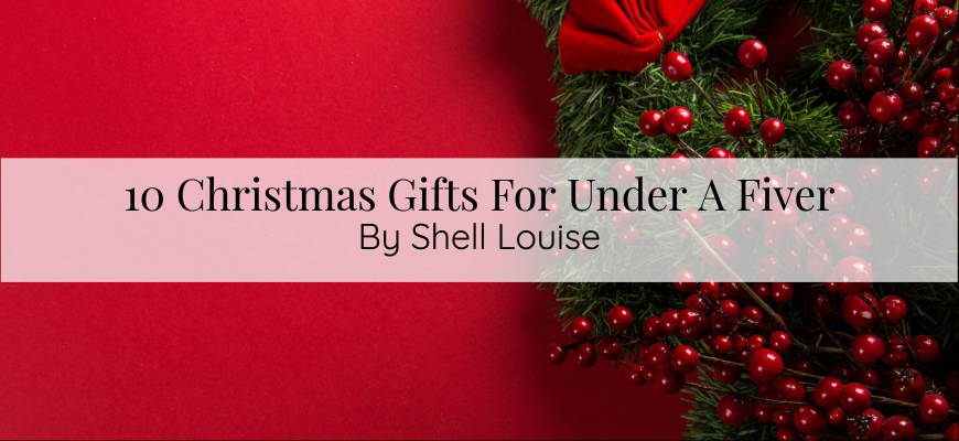 10 Christmas Gifts For Under A Fiver
