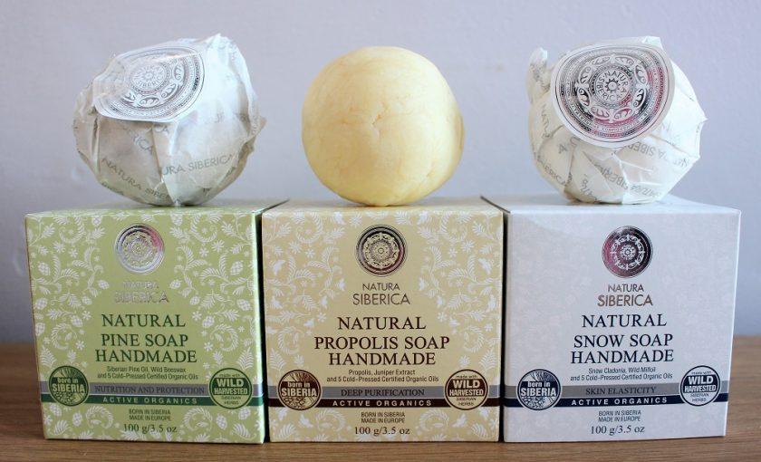 Handmade Soap from Natura Siberica