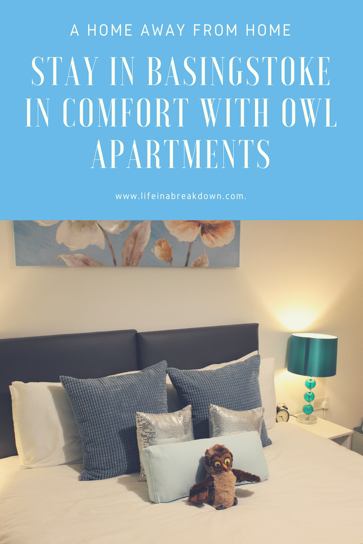 Stay in Basingstoke in Comfort with Owl Apartments