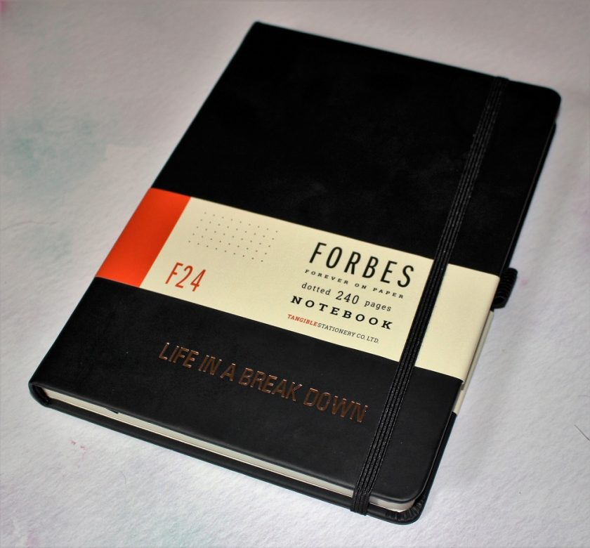 Forbes Classic Notebook Dotted