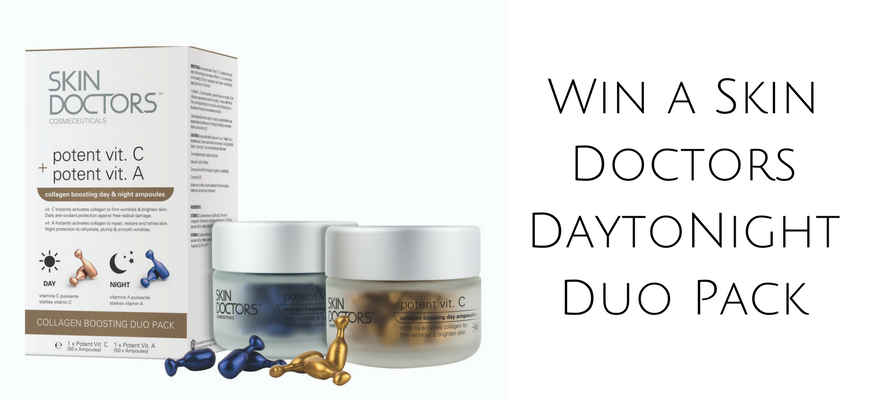 Win a Skin Doctors DaytoNight Duo Pack