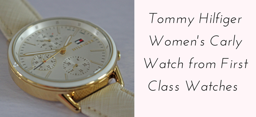 Tommy Hilfiger Womens Carly Watch from First Class Watches